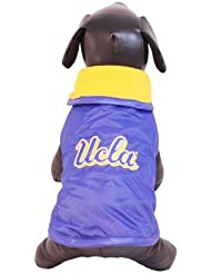 NCAA UCLA Bruins All Weather Resistant Protective Dog Outerwear, XX-Small by All Star Dogs