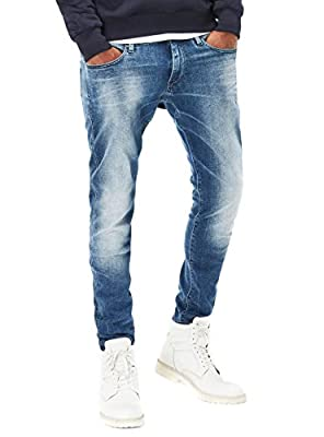 G-Star RAW Men's Revend Super Slim Jeans, Blue