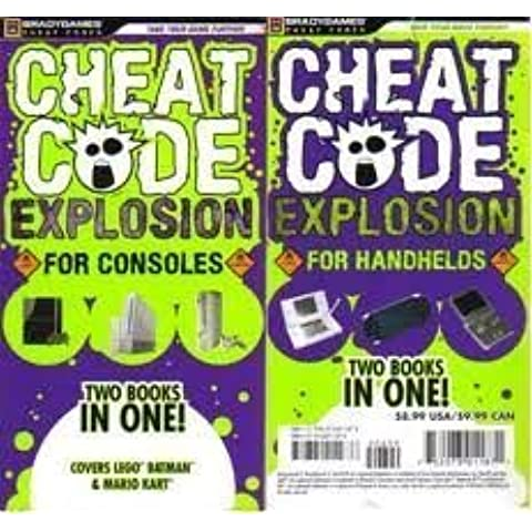 Cheat Code Explosion for handhelds and Consoles
