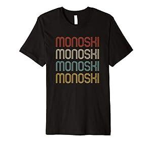 Klassisches Monoski T-Shirt