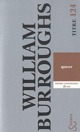Queer par William Burroughs