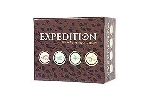 HGN Games HPSFABEXP01 Expedition: El Juego de Cartas de Roles, Multicolor