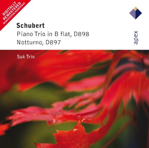 Schubert : Piano Trio in E fla...