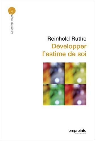 Développer l Estime de Soi (ed 2008)