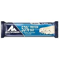 MULTIPOWER 53% protein bar–24x 50g eiweißriegel Boîte