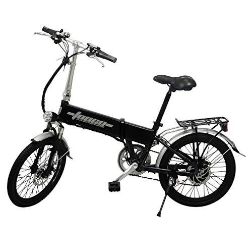 E-Bike Elektro Fahrrad Faltrad 20' 51cm ALUMINIUM Ebike 6...