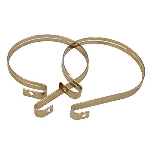Shioshen 2Pieces Kette Bremsband für PARTNER 350 351 370 371 390 420 Kettensäge Teile
