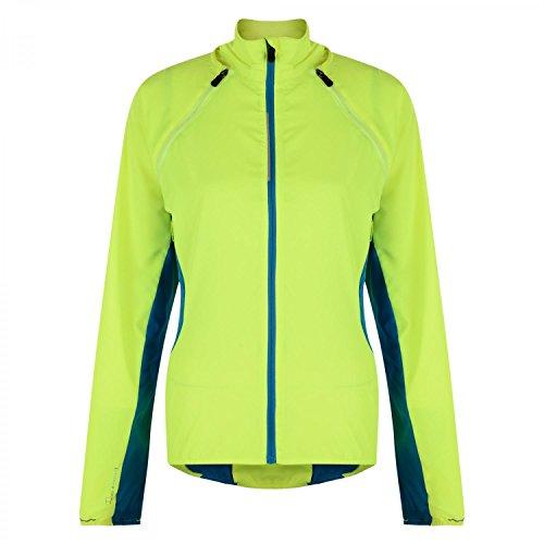 Dare 2B Damen Unveil 2-in-1 Windshell-Jacke Neongelb