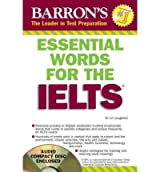 ESSENTIAL WORDS FOR THE IELTS WITH AUDIO CDBYLougheed, Dr Lin[Paperback] on Apr-2011