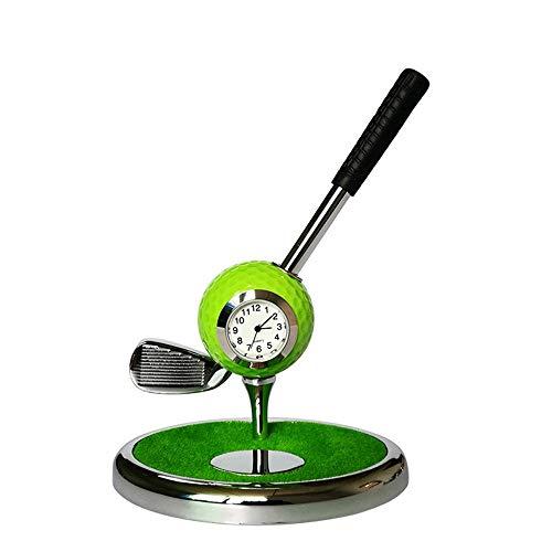 üro Desktop Dekoration (NO. 7 Eisen) Metall Kugelschreiber Kreative Golf Club Stift Golf Set Geschenk multifunktions Stift dauerhaft (Farbe : C4, Größe : No. 7 Irons) ()
