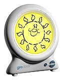 Gro-clock Kinderuhr - Zeigt den unterschied zwischen Tag und Nacht