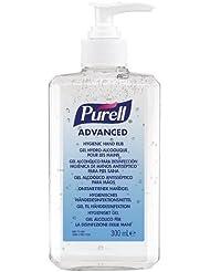 PURELL® Advanced Hygienic Hand Rub, 300ml Pump Bottle, 9263-12-EEU00