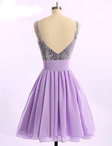 Bridal_Mall -  Vestito  - Donna Rosso