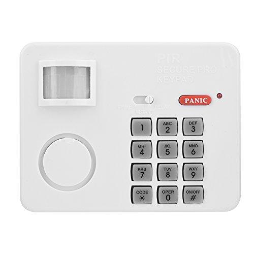 Fosa Wireless Home Security Auffahrt Alarm, PIR Bewegungsmelder System, Home Security Außerhalb Warnung System, Stay Safe & Schützen Home, Außerhalb Eigentum, Hof, Garage, Tor, Pool (Bewegungsmelder Alarm Auffahrt)