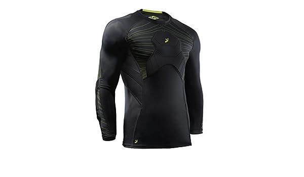 62226e571 Storelli Men s Body Shield Goalkeeper 3 4 Shirt