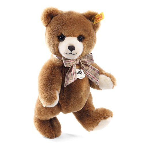 Preisvergleich Produktbild Steiff 012440 - Teddybär Petsy, 35 cm, caramel