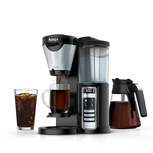 Euro cf021Ninja Kaffee Brewer Maker, schwarz -