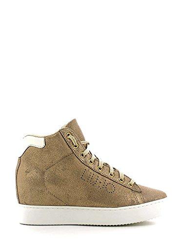 Liu Jo Femmes - Sneaker S66031-P0257 - Nude Metallic