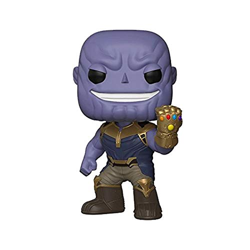 XBWJ-FP Marvel Avengers Infinity War: Figura De Acción Thanos De 10 Pulgadas, Altura De Juguete Thanos 25CM