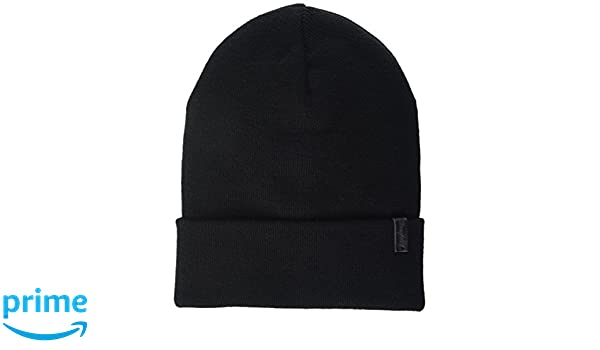 Mens Neppy Beanie Sombrero, Negro (negro 01), Un Tamaño (tamaño Fabricante: 88/88) Wrangler