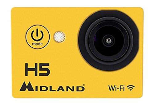 MIDLAND C1208 H5 VideoCamera Full HD con Wi-Fi, 5MP