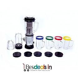 BEST DEALS - 21-Pcs Party Mixer Blender, Chopper, Grinder