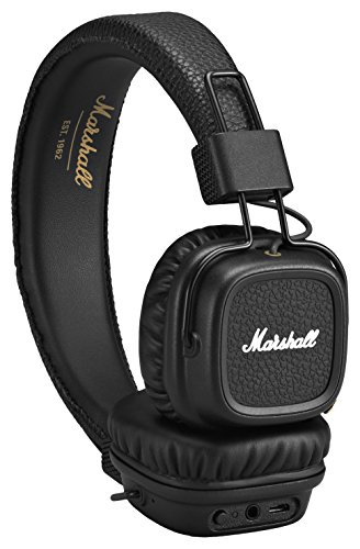 marshall-major-ii-cuffie-bluetooth-nero