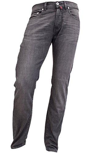 Pierre Cardin Herren Straight Jeans Lyon 3091 grau (grey 05)