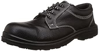 Aktion Safety Shoes Rainbow R-55C Composite Toe - Size: 6, Black