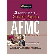 5 Mock Tests & Solved Papers for AFMC Entrance