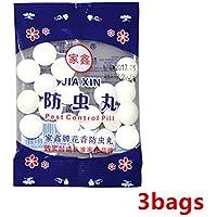 QingToo Compresse anti-muffa, repellenti per insetti, pillole anti muffa e anti acari, pillole anti insetto per guardaroba, disinfestazione