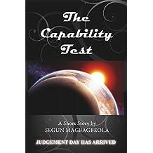 The Capability Test