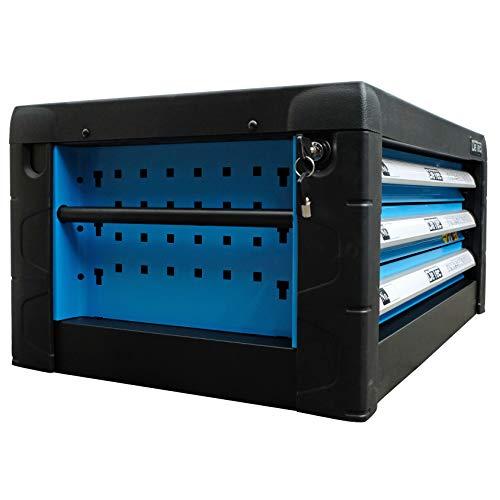 DeTec. Werkstattwagen blue Edition inkl. Werkzeug - 3