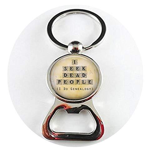 bab Schlüsselanhänger mit Aufschrift