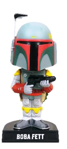 Funko Star Wars 30th. Ann. Boba Fett Bobble-Head