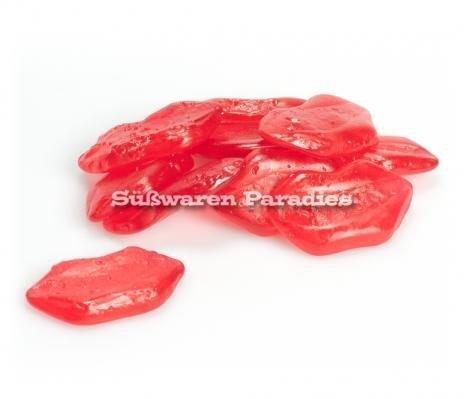 Fruchtgummi rote Lippen Menge:175g