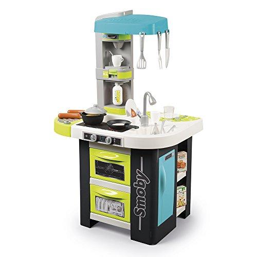 Cocinita de juguete Studio BBQ con accesorios (Smoby 311041)