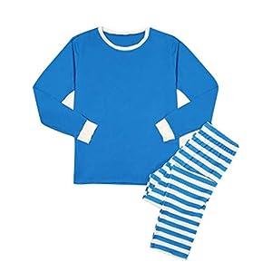 Kanlin1986-Ropa para Padres E Hijos Conjuntos Bebe NiñO Navidad Pijama para Padres E Hijos Ropa Mujer Hombre Invierno 2020 Ofertas Y Pantalones Conjunto De Ropa 12