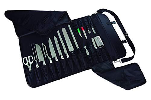 Arcos 691400 - Bolsa para cuchillos, 520 x 920 mm porta-cuchillos.