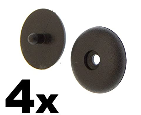 Vehicle Clips FCP-0292x000004 Seat Belt Buckle Buttons