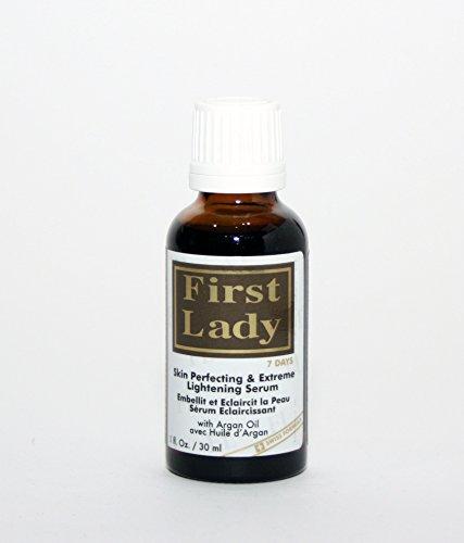 First Lady Serum, mit Arganöl, gegen Unvollkommenheiten der Haut, Extrem-Serum, aufhellend – 7...