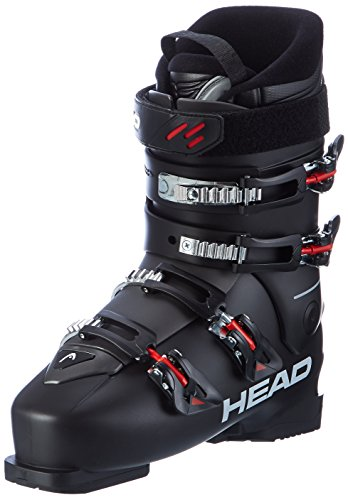 HEAD Herren Skischuhe FX GT Black/red, schwarz/Rot, 26.0