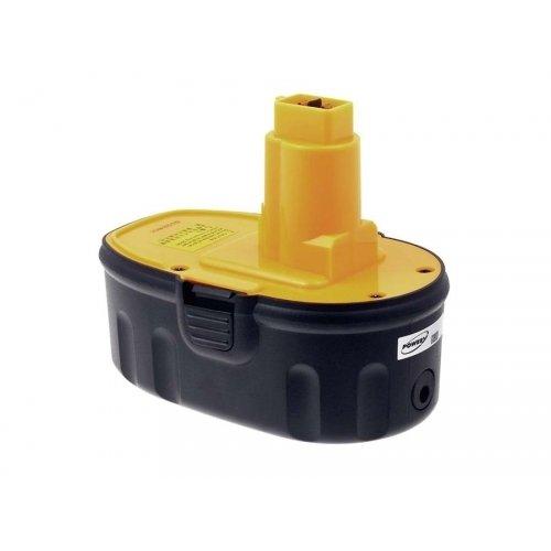 Batterie pour Dewalt Rainureuse DW932K Li-Ion Chargeur incl., 18V, Li-Ion [ Batterie outil électroportatif ]