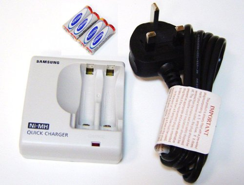 samsung-4-x-aa-high-capacity-rechargeable-batteries-and-quick-charger-for-nikon-coolpix-l830-and-l82