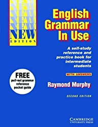 English Grammar in Use With Answers: Reference and Practice for Intermediate Students by Raymond Murphy (1994-01-28)