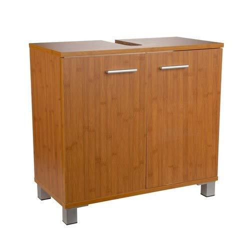 """Waschtischunterschrank """"Marius"""", Holz, Braun 30x60x60cm"""