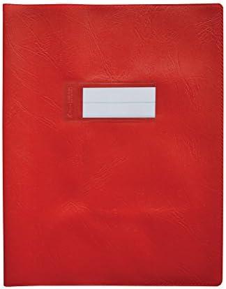 Elba Agneau 25 Protège-Cahiers PVC Opaque Ultra Ultra Ultra Résistant 17x22 Rouge | Prix Raisonnable  e281c6