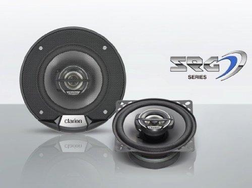 Clarion SRG1023R 10cm Koaxial-Lautsprecher 2-Wege 100mm