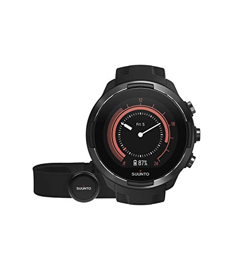 Suunto 9 baro black with Belt