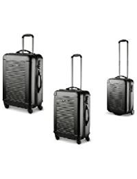 conjunto caja de carro, 3-tlg. XXL-luz, TSA, Italiano Diseño, opcional en 4 Colores